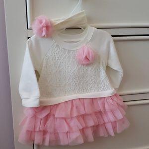 3 Piece - Baby Girl Dress